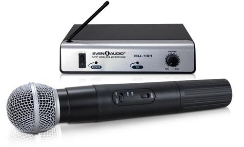 Безпровідний мікрофон RU-181 591cc2f5df585