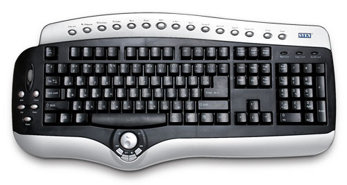 KB-2825 Multimedia Keyboard